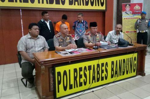 Sopir Taksi Online Perampok Penumpang di Bandung Pakai Akun Temannya