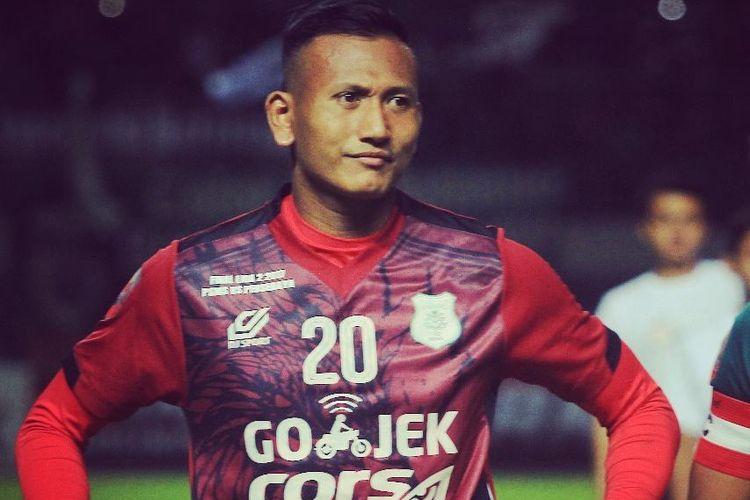 Mantan kiper PSMS Medan, Abdul Rohim, bergabung ke Persebaya Surabaya.