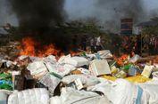 Musnahkan Barang Tangkapan, Bea dan Cukai Kepri Bakar Ribuan Barang Elektronik dan Sembako