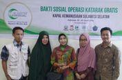 Gandeng AMCF, Pemkot Makassar Operasi Gratis Ratusan Pasien Katarak