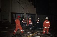 Auditorium PPOP Ragunan Terbakar, Diduga gara-gara Puntung Rokok