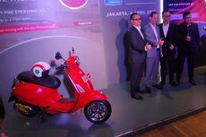 Vespa Primavera S dan Sprint S Resmi Hadir di Indonesia