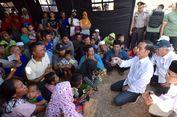 Terbang ke Lombok dan Sumbawa, Jokowi Tinjau Pencairan Dana Rehabilitasi Korban Gempa