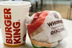Sambut Pemilu, Burger King Bikin Simulasi Pemilihan