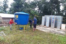 Pemerintah Kirim Bantuan untuk Pengungsi Bencana Gempa Banjarnegara