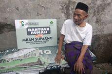 Cerita Mbah Parno, Dapat Rumah Setelah 66 Tahun Mengabdi di Masjid Istiqlal