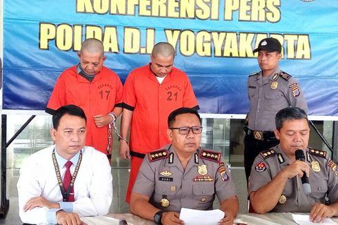Polisi Yogyakarta Tangkap Pembobol ATM Guru Besar di Yogyakarta