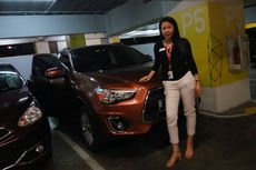 Kepincut Fitur Start Stop dan Paddle Shift Outlander Sport