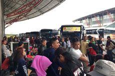 Terminal Pulogebang Alami Lonjakan Penumpang pada Mudik Lebaran 2017