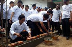 Menteri Rini Tinjau Sinergi 3 BUMN dan Pelindo I di Kampung Panau