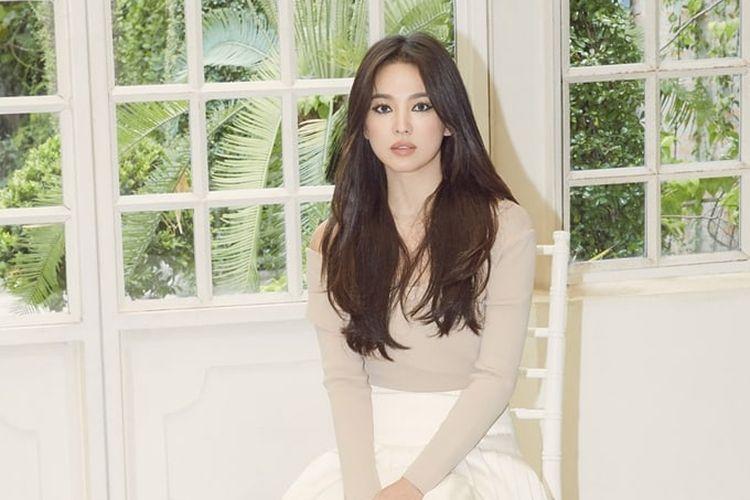 South Korea's top actress, Song Hye Kyo.