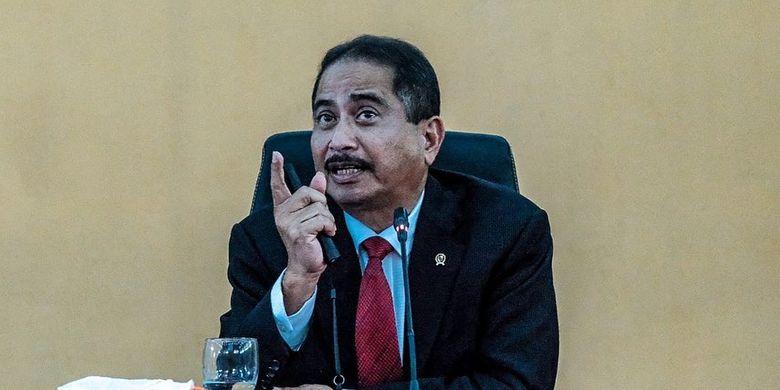 Menteri Pariwisata Arief Yahya saat menghadiriRapat Koordinasi Nasional (Rakornas) III, pada 10-11 Septermber 2019, di Swissotel Jakarta PIK Avenue, Jakarta.