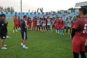 Jelang Hadapi Madura United di Babak 8 Besar, Persela Latihan Taktik