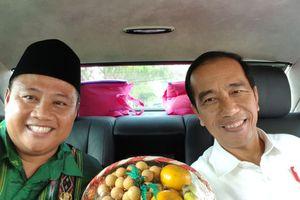 Bupati Tasik: Baru Seumur Hidup Saya Bisa Satu Mobil dengan Pak Jokowi