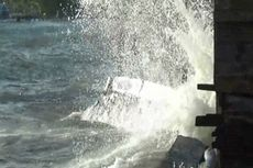 Dihantam Angin dan Gelombang Besar, 4 Nelayan Terdampar di Thailand