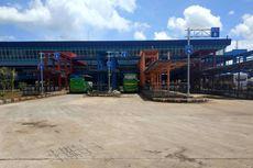 Melihat Suasana dan Fasilitas Baru di Terminal Pondok Cabe