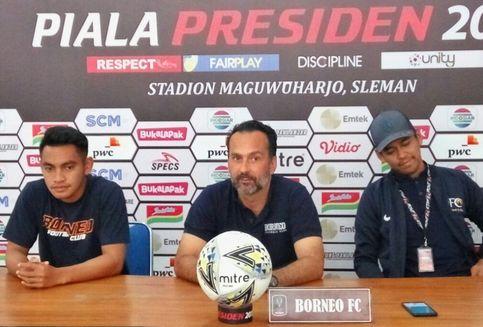 Lawan Madura United, Borneo FC Siap Bangkit