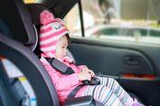 Perilaku Tidak Aman Ketika Membawa Anak Kecil di Mobil