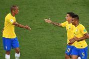 Swiss Tahan Imbang Brasil Setelah Tertinggal pada Babak Pertama