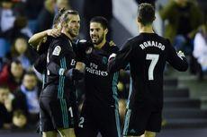 Hasil Liga Spanyol, Real Madrid Cuma Bawa Pulang 1 Poin