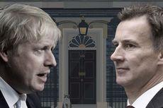Selangkah Lagi Jadi PM Inggris, Boris Johnson Ditunggu Jeremy Hunt