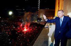Dipastikan Menang Pemilu, Erdogan Berjanji Bakal Membebaskan Suriah