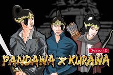 PandawaXKurawa 2 Ep2: Duryudana Otak Perselisihan Pandawa dan Kurawa