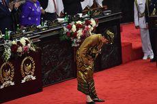 Kelakar Fahri Hamzah soal Pakaian Adat Sasak yang Dipakai Jokowi
