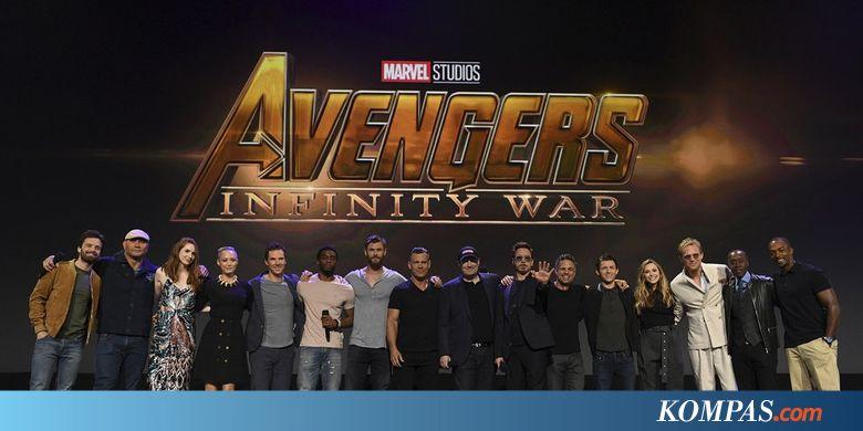 """""""Avengers: Infinity War"""" Bakal Sajikan Perjalanan Kembali ..."""