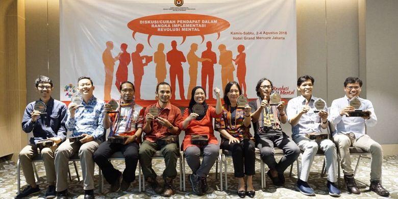 Ingin Indonesia Lebih Baik, 11 Tokoh Ini Lakukan Revolusi Mental