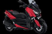 4 Warna Baru Yamaha XMAX