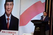 Prabowo: Untuk Apa Merdeka Kalau Rakyat Kita Susah dan Kelaparan?