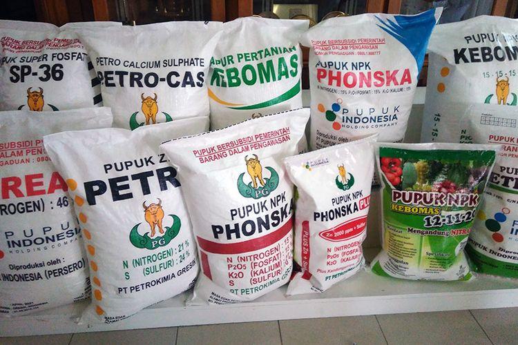 Petrokimia Gresik Rilis 2 Produk Pupuk Baru