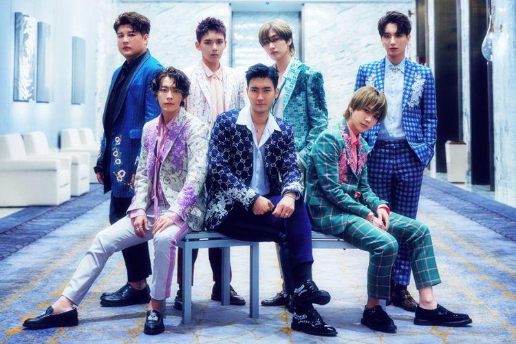Boyband K-pop Super Junior akan merilis album mini bertajuk One More Time pada 8 Oktober 2018.