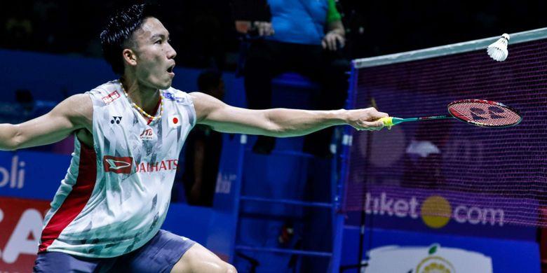 Selangkah Lagi, Momota Ukir Sejarah Japan Open