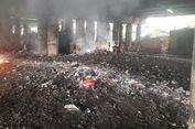 Warga Diminta Ikut Serta Bersihkan Lautan Sampah di Kolong Tol Pelabuhan