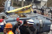 Polisi Pastikan Korban Helikopter Jatuh di Morowali 9 Orang