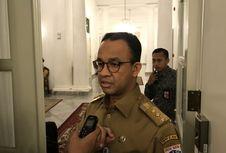 Anies Duga Kulit Kabel di Gorong-gorong Hasil Pencurian