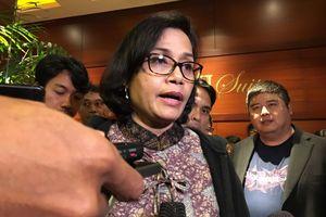 PMK Sudah Turun, Sri Mulyani Sebut Dana THR Bisa Cair Minggu Depan