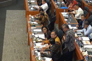 DPR Setujui Perubahan Asumsi Kurs APBN 2019 Rp 15.000 Per Dollar AS