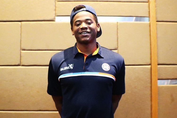 Point guard Pelita Jaya Jakarta, Wayne Bradford.