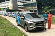 Xpander Resmi Jadi Mobil Jemputan Awak Kabin Garuda Indonesia