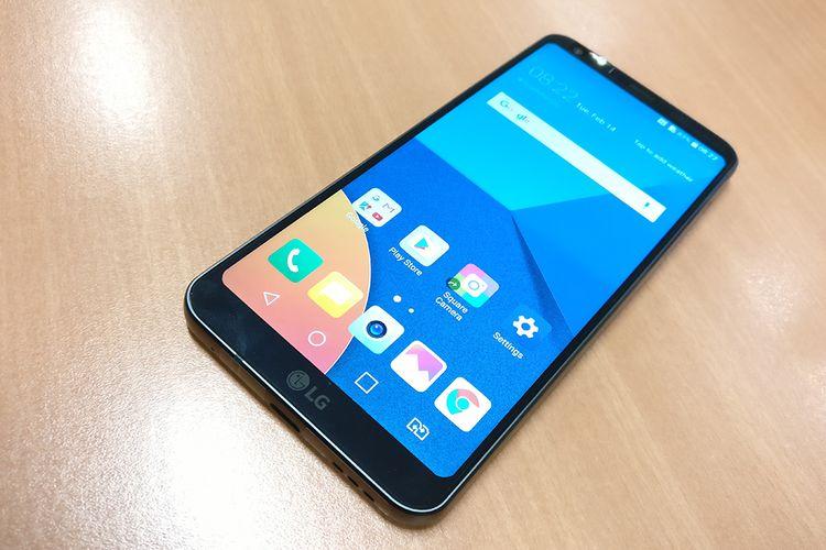 Ini Istimewanya LG G6 Versi Indonesia