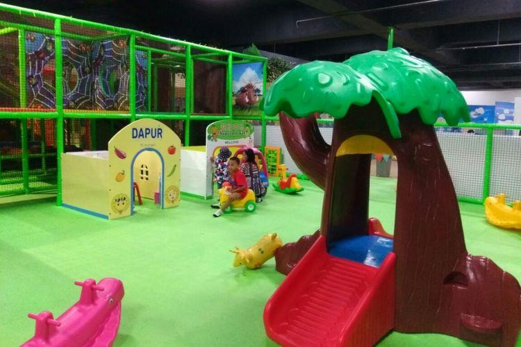 Wahana Dream Playground di Dufan.