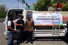 Kekeringan, 450 Desa di Jatim Dipasok 55 Juta Liter Air Bersih