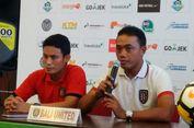 Bali United Incar Poin di Markas Persela meski Tanpa 3 Pilar