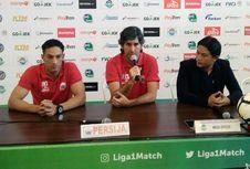 Hadapi Persela, Persija Kembali Fokus ke Liga 1