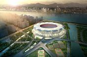 Stadion Rp 5,5 Triliun Siap Sambut Asian Games 2022