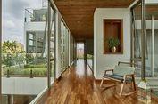 Ide Cerdik Ciptakan Selasar Rumah Multifungsi nan Cantik