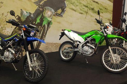 Kasar, Kawasaki KLX 230 Tinggalkan Suspensi Upside Down